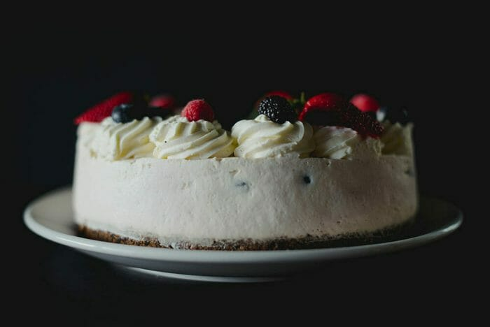 Afterthought Vancouver Cheesecake Unbaked