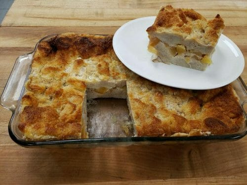 Afterthought Bread Pudding